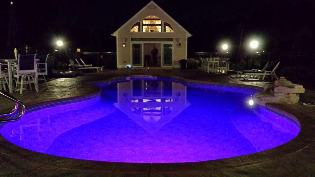 Inground Pool Picture